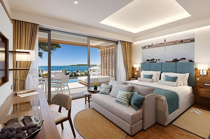 Porec Ce U Lipnju Dobiti Novi Hotel S Pet Zvjezdica Valamar Collection Marea Suites 5 Sa 108 Luksuznih Apartmana Glas Istre