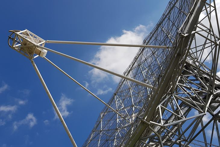 Teleskop Dwingeloo u istoimenom selu u Nizozemskoj