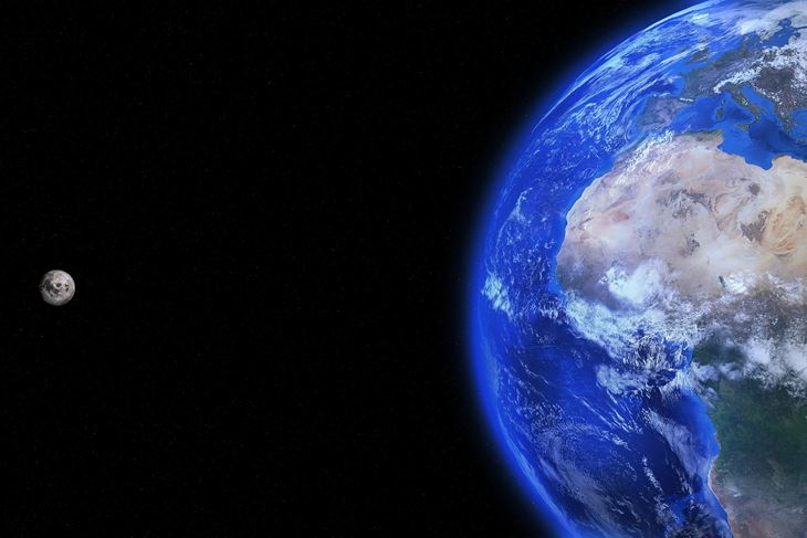 Zvuk je u trenutku, za svega 2,5 sekundi, putovao od Zemlje do Mjeseca i nazad(Pixabay)