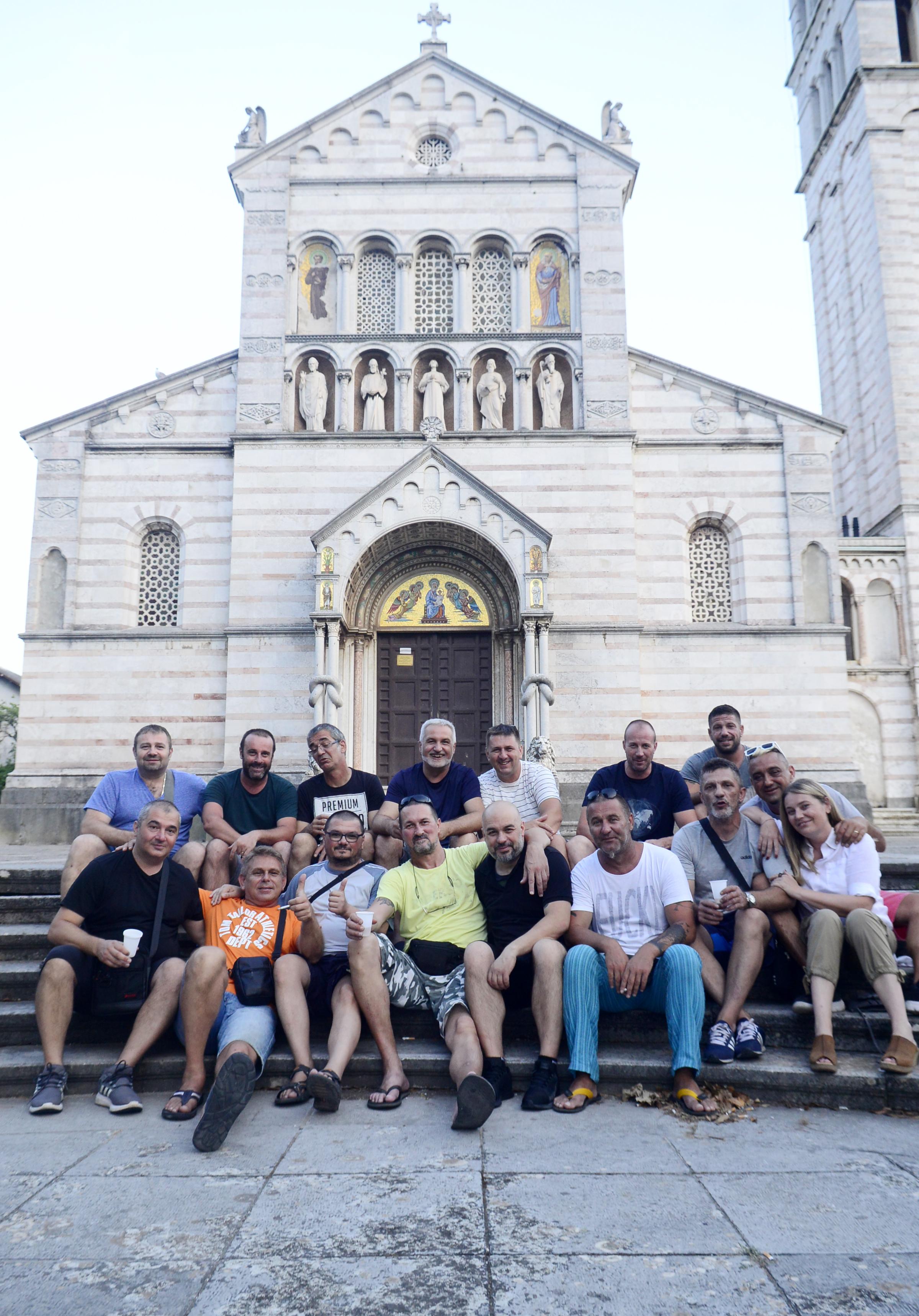 Prijatelji iz crkve