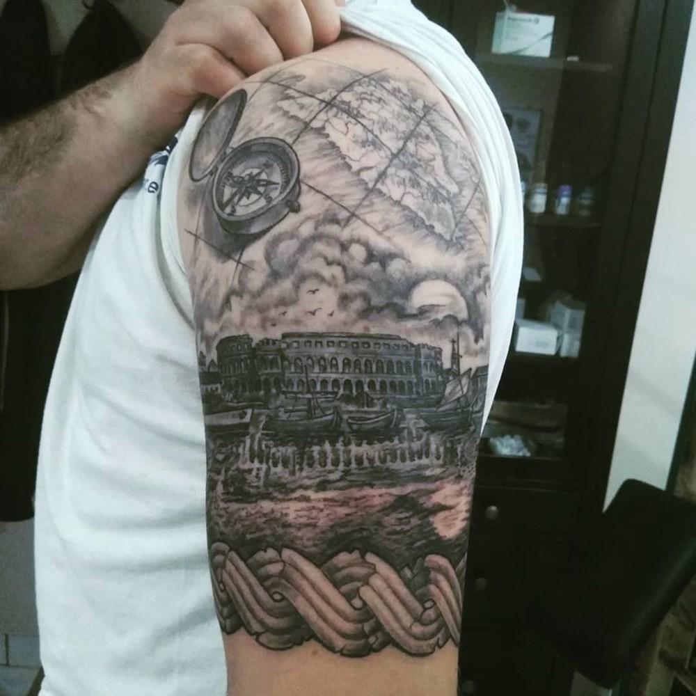Foto Tetoviranje Je Društveni Fenomen Dalmatinci