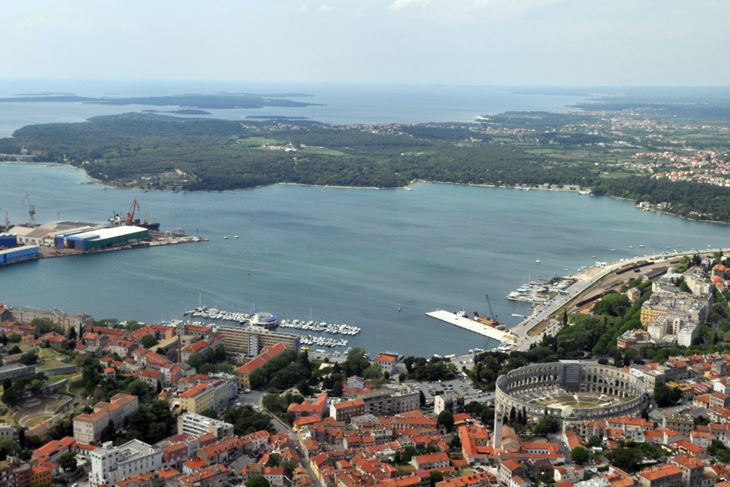 EU-projekt COASTENERGY bavi se energetskim potencijalima infrastrukture u obalnim gradovima Mediterana - Pulski zaljev (N. LAZAREVIĆ)