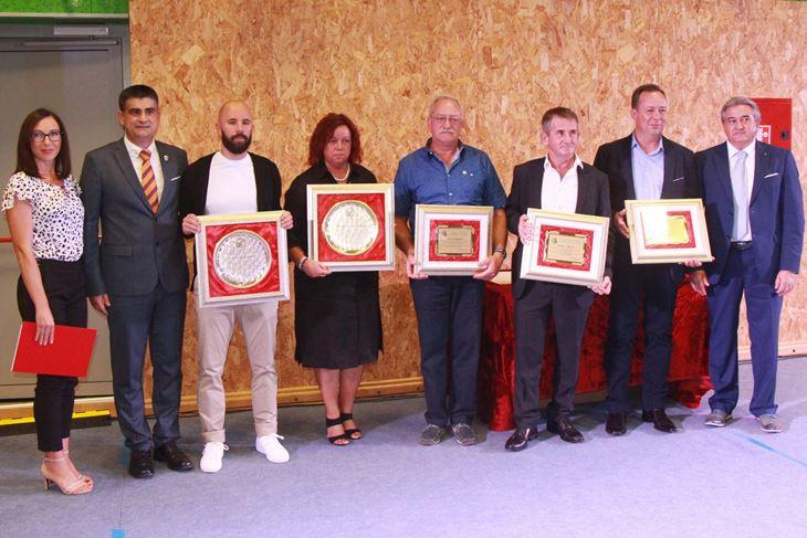 Dobitnici ovogodišnjih gradskih priznanja (Luka JELAVIĆ)