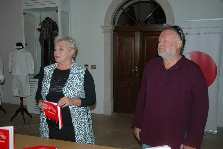Helena Sablić Tomić i Robert Raponja (E. VELAN)