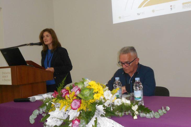 Dr. sc. Angela Ilić i prof. dr. sc. Darko Dukovski