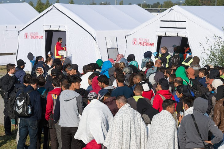 GERMANY REFUGEES MIGRATION CRISIS