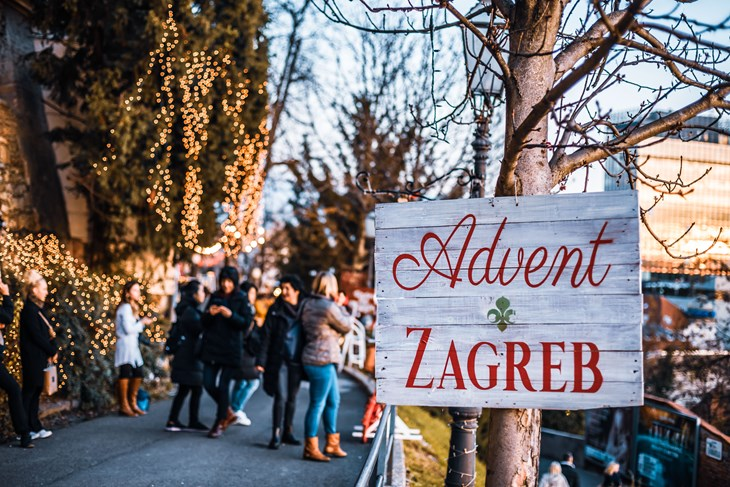 Advent u Zagrebu - Cafe De Mato (Julien DUVAL)