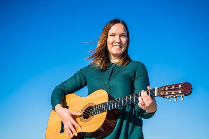 Andrea Prenka: Liječenje uz glazbu