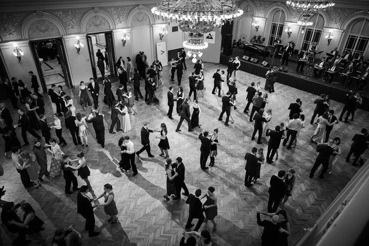 Plesne večeri