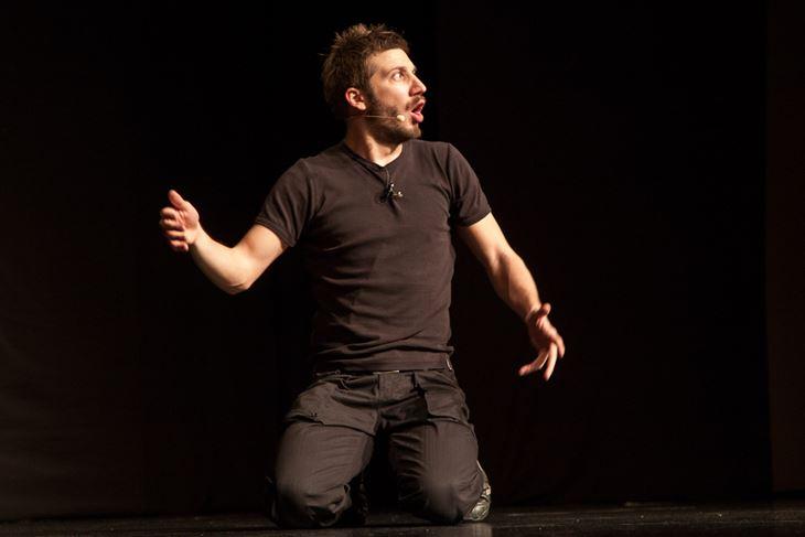 Detalj iz predstave - Valter Roša (Arhiva)