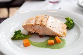 Losos je pun omega-3 masnih kiselina / Foto Pixabay