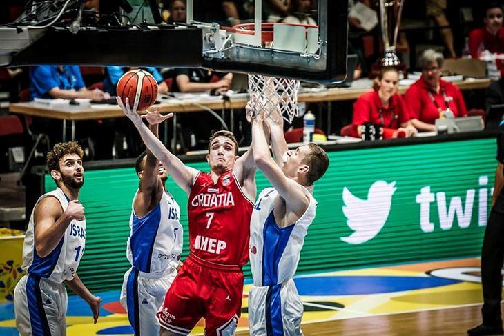 Poziv u reprezentaciju potvrdio dobre igre - Toni Perković (7) (fiba.com)