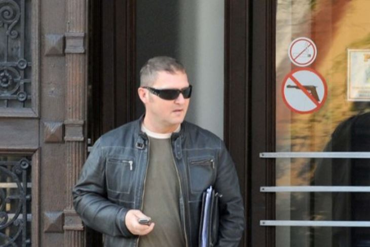 Bratislav Marković je na pulskom sudu priznao sklapanje 96 ugovora (Vedran KARUZA)
