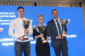 Naj automobilisti 2019. - Marin Božičević, Iva i Nenad Damarija (M. KRPAN)