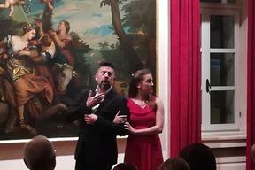 Ronald Braus i sopranistica Josipa Bilić