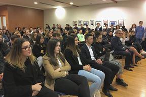 Porečki srednjoškolci pozvani su u Brisel