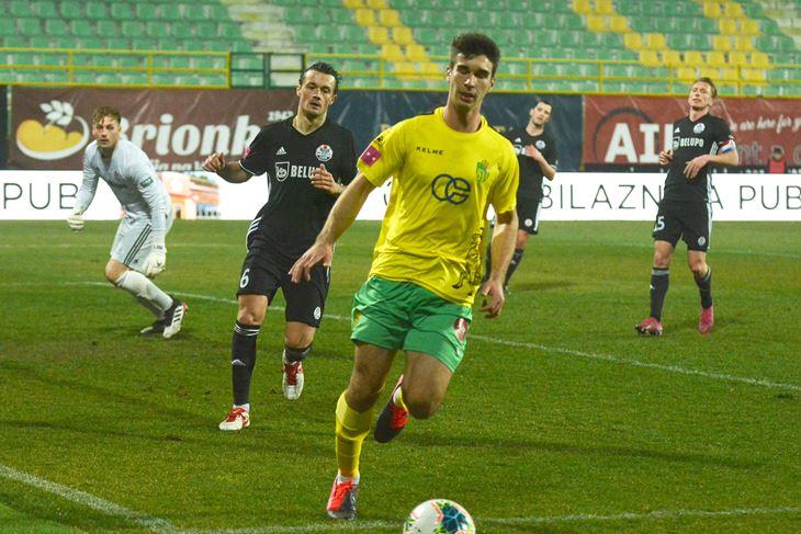 Postao 30. igrač koji je ove sezone obukao zeleno-žuti dres - Ivan Delić (Danilo MEMEDOVIĆ)