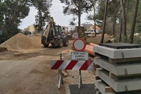 Radovi na Ližnjanskoj cesti poprilično su se odužili (Patricija SOFTIĆ)