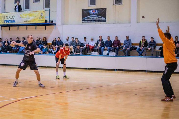 Deset golova u porazu - Damir Vučko, Buzet (B. BAŠIĆ)