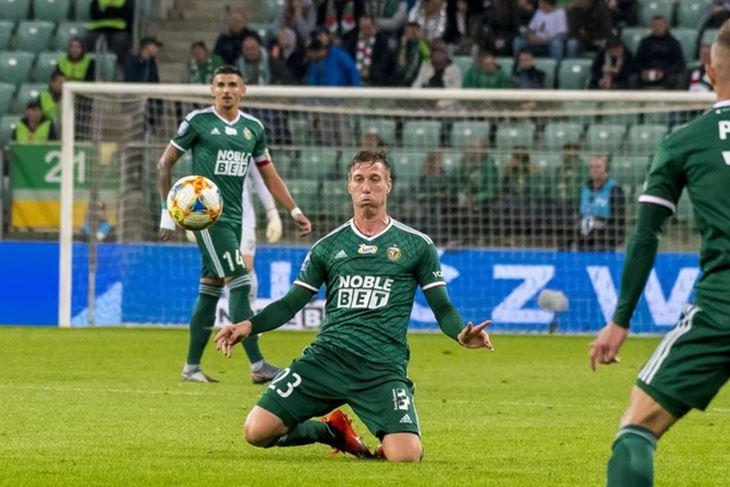 Visoka pozicija u ekstraklasi - Diego Živolić
