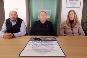 Jasminko Hasanbašić, Muhamed Muratagić i Almira Raimović (M. VERMEZOVIĆ IVANOVIĆ)
