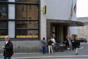 Pulski mirovinci podstanari su u neuvjetnoj zgradi glavne pošte (Danilo MEMEDOVIĆ)
