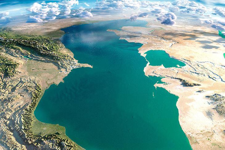 Kaspijsko jezero