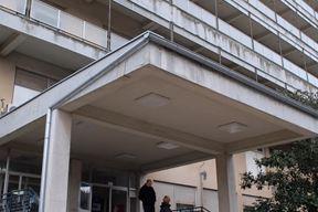 Pacijenti oboljeli od koronavirusa bit će zbrinuti u staroj zgradi ginekologije (Milivoj MIJOŠEK)