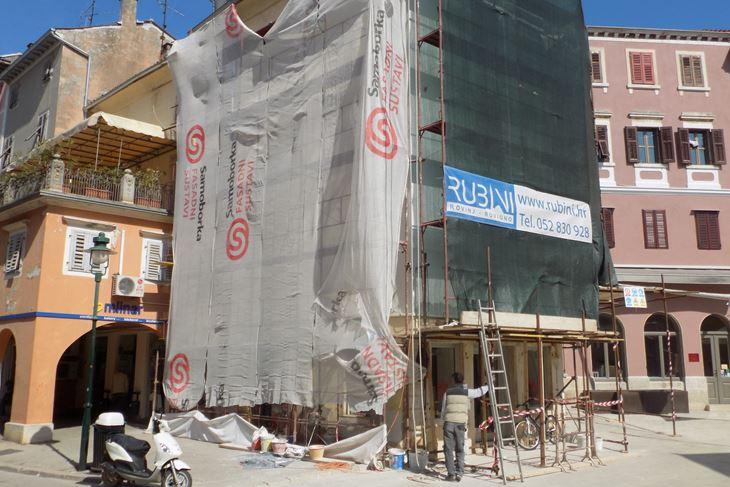 Najveća sredstva za obnovu fasade i sanaciju krovišta (Nina ORLOVIĆ RADIĆ)