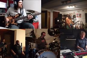 RocKorona Band (Foto: Facebook Video Screenshot)