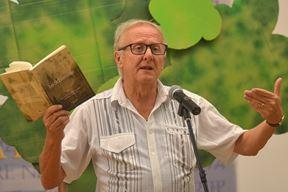 Daniel Načinović - najplodniji autor dječje književnosti u Istri (Dejan ŠTIFANIĆ)
