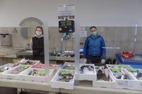 Bogata ponuda u ponovno otvorenoj rovinjskoj ribarnici