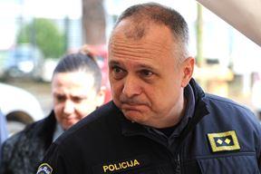 Božo Kirin, načelnik Policijske uprave Istarske