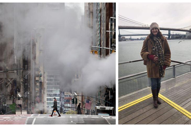 New York - trenutno jedno od najvećih žarišta svjetske epidemije/ Vera Fabris u New Yorku živi već 33 godine