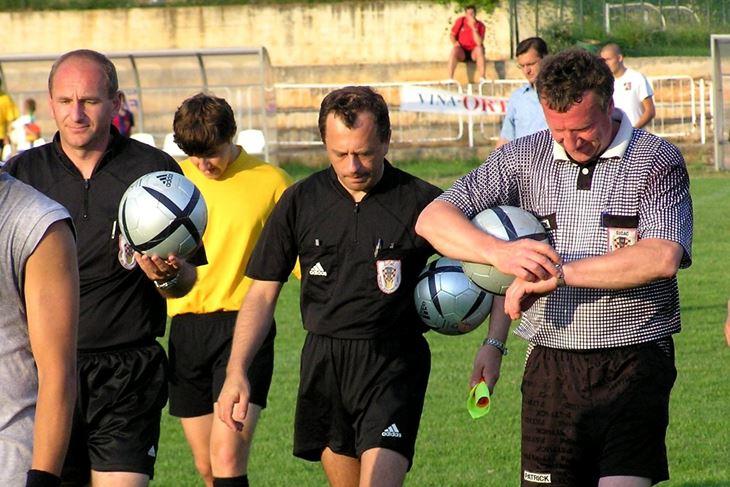 ISTEKLO VRIJEME - Eugen Katić, Mato Čavarović i Klaudio Rude (M. GAVRAN)