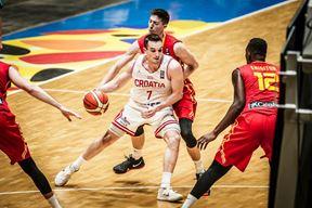 KARIJERA SE RAZVIJA U PRAVOM SMJERU - Toni Perković u reprezentativnom dresu (fiba.basketball)