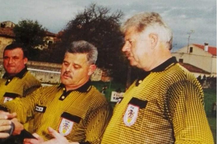 Sandro Stranić (desno)
