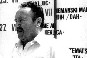 Marijan Rotar, osnivač filmskog festivala u Puli