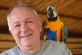 Papiga donosi svom vlasniku mnoge trenutke veselja (Danilo MEMEDOVIĆ)