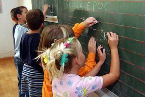 Školskih obveznika u Istri stotinjak manje nego lani (D. KOVAČEVIĆ)
