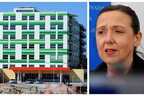 Nova pulska bolnica/Dr. Irena Hrstić (Milivoj MIJOŠEK)