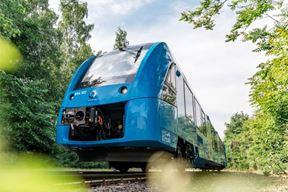 Vlakovi na vodik uobičajeni su u Francuskoj i Njemačkoj