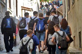 Pulskim srednjim školama gravitiraju učenici čitave južne Istre, sve do Pazina (Arhiva)