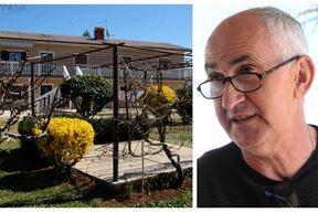 Kuća od 140 kvadrata sada je kuća s okućnicom od 2.715 kvadrata/ Luciano Žufić (Milivoj MIJOŠEK)
