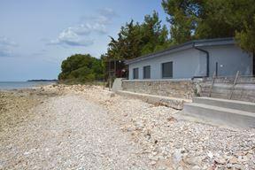 Kuća na perojskoj plaži