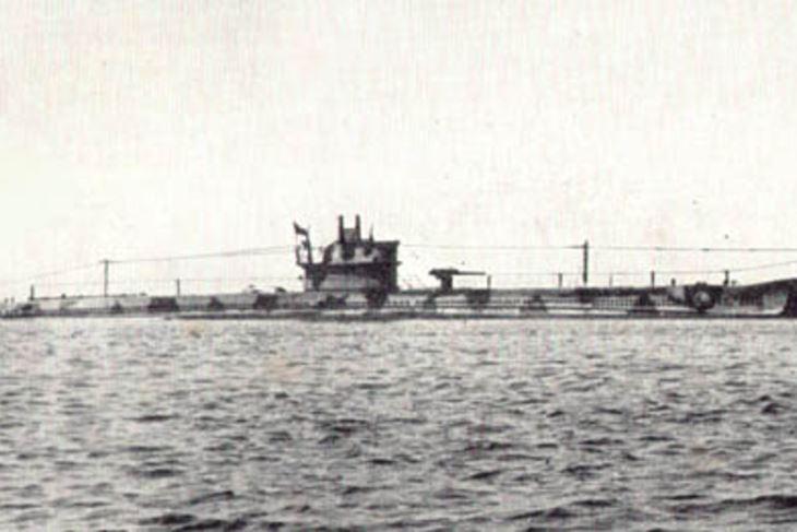 Podmornica Delfino