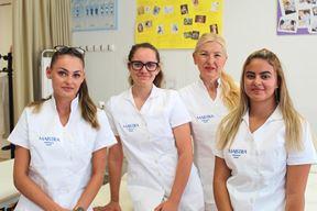 Talijanska srednja škola Rovinj uvela je i smjer fizioterapeutskog tehničara