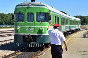 Zeleni vlak iz Ljubljane jedina je direktna željeznička veza s ostatkom Europe (Duško MARUŠIĆ ČIČI)