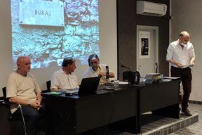 "Prezentacija knjige ""Da ča"" - Slađan Dragojević, Franjo Kuhar, Tomislav Milohanić i Vitomir Jadrejčić"
