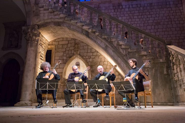 Hrvatski gitarski kvartet otvara 16. BaRoMus